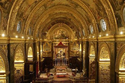 St John's Co-Cathedral in Malta