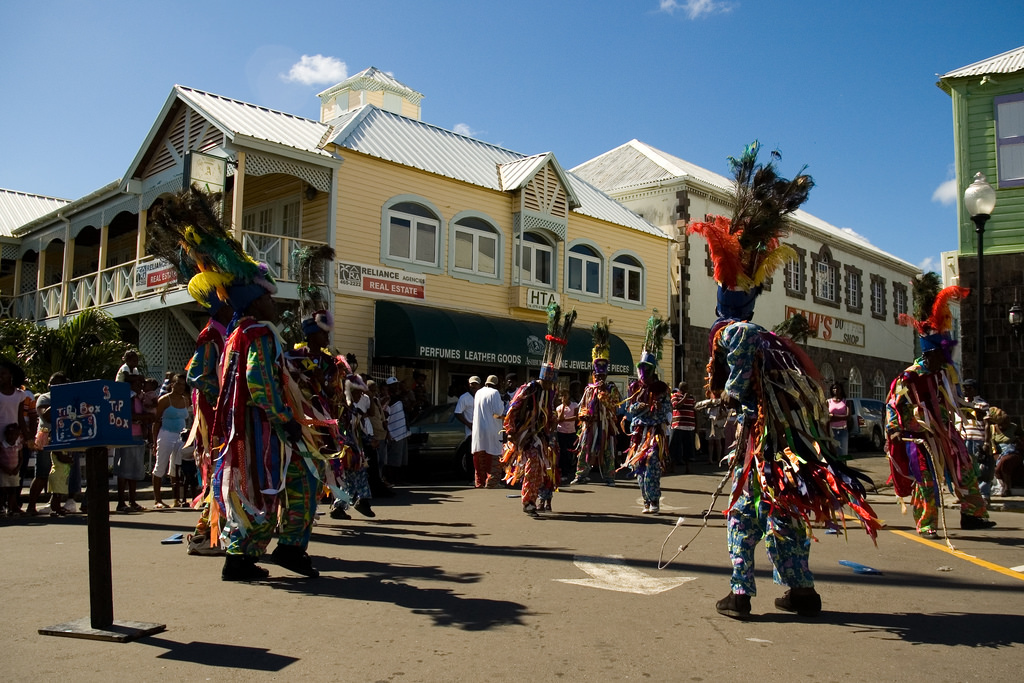 St Kitts And Nevis Vacation Travel Guide
