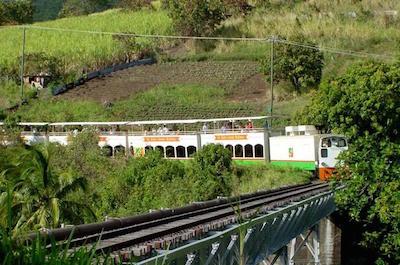 St. Kitts Scenic Railway Tour