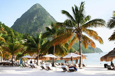 St Lucia Shore Excursion: Half-Day Island Tour