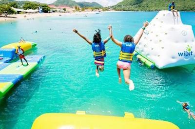 St Lucia Shore Excursion: Rodney Bay Beach Day