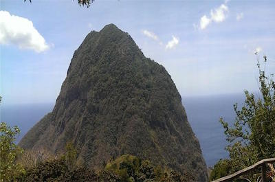 St Lucia Shore Excursion: Soufriere Tour