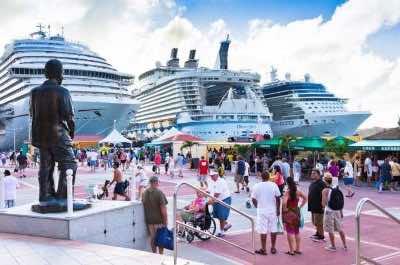 Perfect St. Maarten Cruise Ship Port