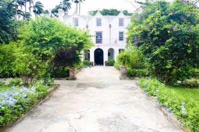St. Nicholas Abbey Barbados