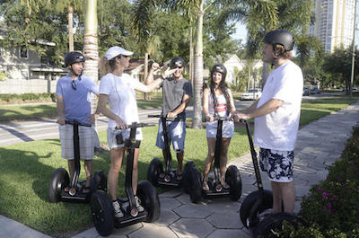 St. Petersburg Segway Tours (near Tampa)