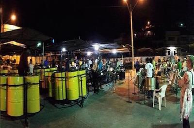 Steelpan Yards Experience in Trinidad in Trinidad