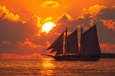 Sunset Cruise in Key West