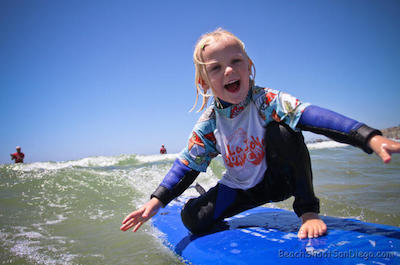 Surf Lessons in San Diego