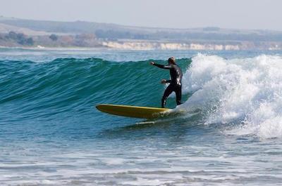 Surfing Lessons in Santa Barbara