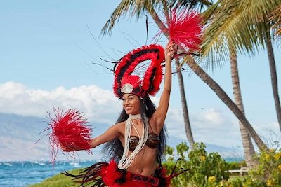 Drums of the Pacific Lu'au