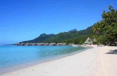 Temae Beach