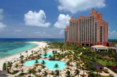 Nassau, Bahamas resort - The Cove Atlantis, Autograph Collection