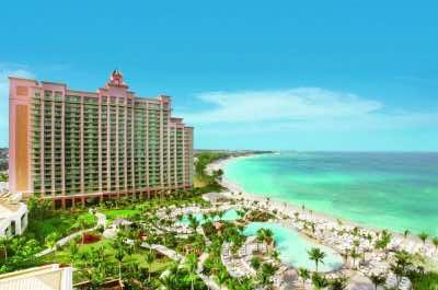 Nassau, Bahamas resort - The Reef Atlantis, Autograph Collection