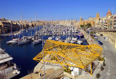 Three Cities - Vittoriosa, Senglea and Cospicua in Malta
