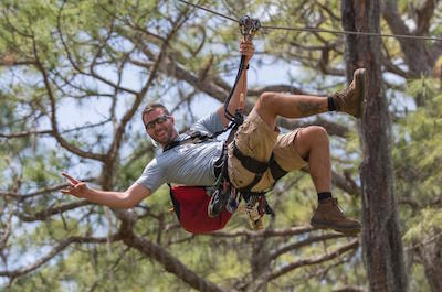 TreeUmph adventure Course (Bradenton) in Sarasota