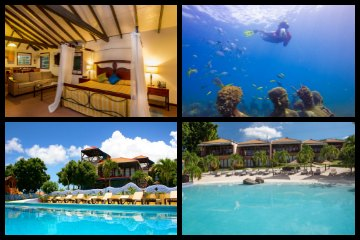 best Grenada resorts - True Blue Bay Boutique
