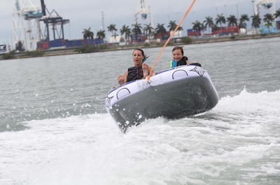 Tubing & Banana Boat Rides in Miami