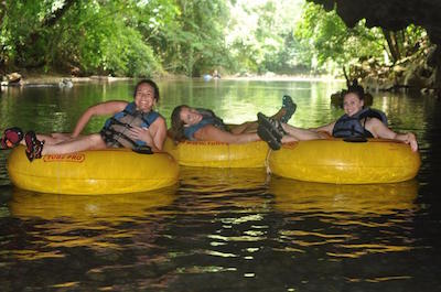 Tubing Tours in Belize City