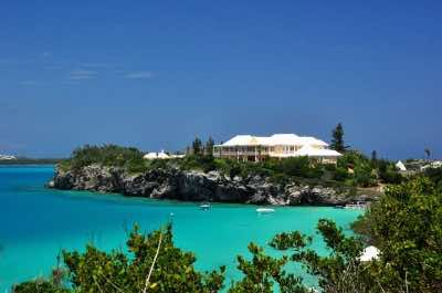 Tucker's Town in Bermuda