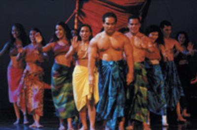Ulalena Show at Maui Theatre in Maui
