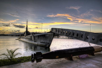 USS Bowfin Submarine Museum and Park -in-Oahu