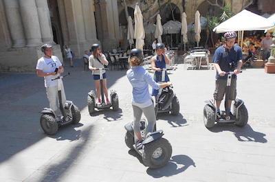 Valletta Segway Tour in Malta