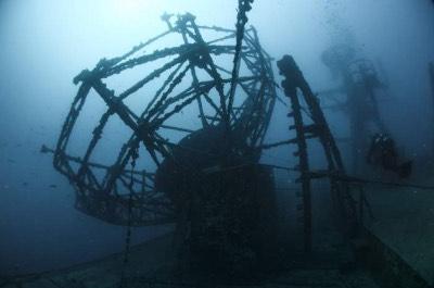 Vandenberg Wreck