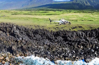 Maui Helicopter Tour with Private Cliffside Landing