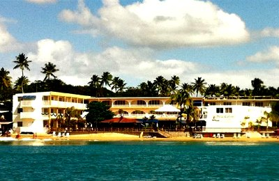 Villa Cofresi Hotel Rincon Puerto Rico