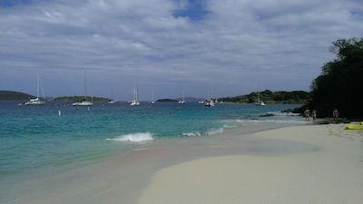 Virgin Islands National Parkin St. John