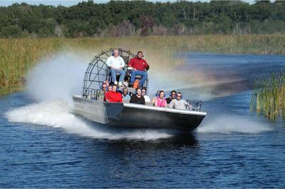 Visit Everglades National Park in Miami