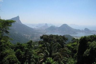 Vista Chinesa in Rio de Janeiro