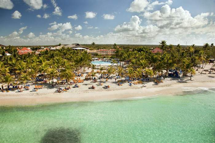 Viva Wyndham Dominicus Palace La Romana resort