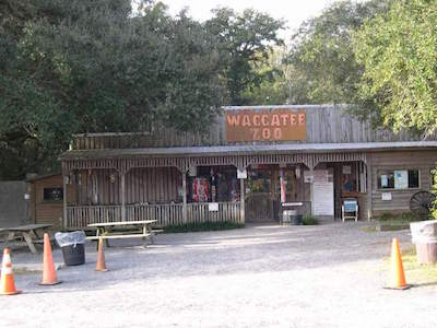 Waccatee Zoo in Myrtle Beach