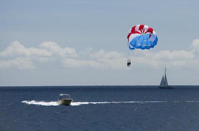 Waikiki Parasailing Experience in Oahu