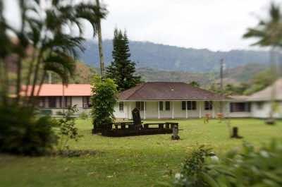 Wai'oli Mission House in Kauai