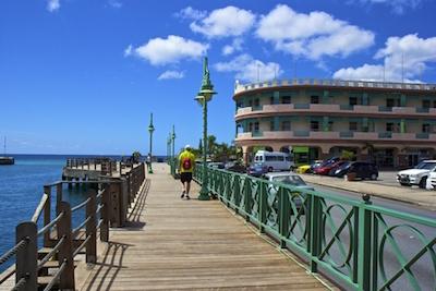 Walking tours Barbados