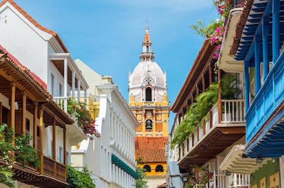 Walking Tours in Cartagena