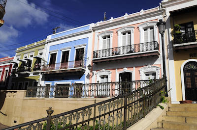 Walking  Tours in San Juan