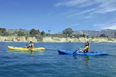 Water Activities in Santa Barbara