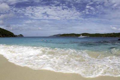 St. Thomas Water Island