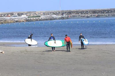 Water Sports in Lima