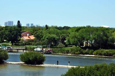 Weedon Island Preserve in St. Petersburg