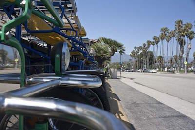 Wheel Fun Rentals in Santa Barbara