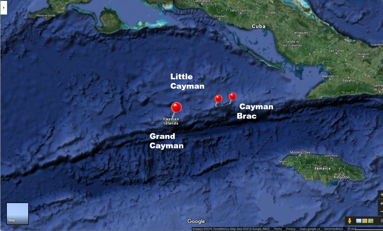 Grand Cayman Island Vacation Travel Guide