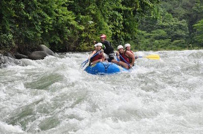 White Water Rafting in Jaco