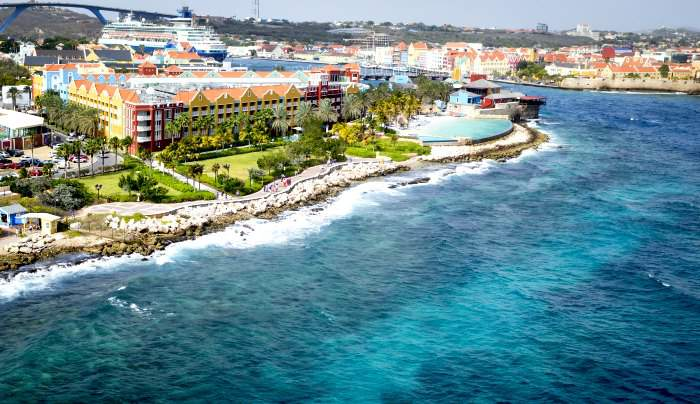 Willemstad is the capital city of Curacao