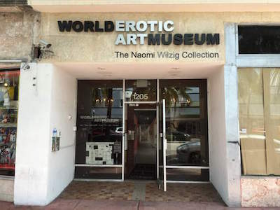 World Erotic Art Museum (WEAM)