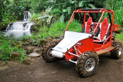 4WD and ATV Tours in Kauai