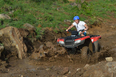 4WD & ATV tours in Liberia